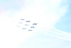 Air show Tricolore 6