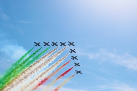 Air show Tricolore 8