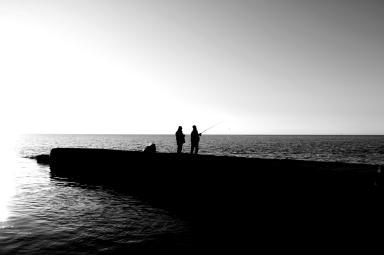 Pescatori BW