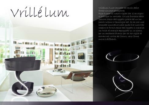 Lampada da tavolo - Vrillélum (1)