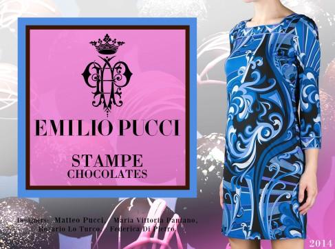 Stampe Chocolates - per Emilio Pucci 1