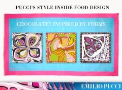 Stampe Chocolates - per Emilio Pucci 3