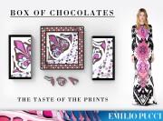 Stampe Chocolates - per Emilio Pucci 5