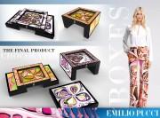 Stampe Chocolates - per Emilio Pucci 7