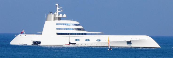 Motor Yacht A (2008)