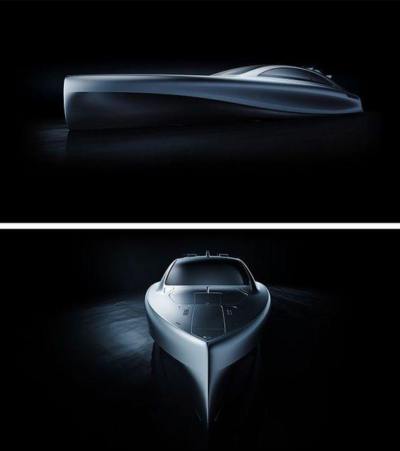 Motoscafo Mercedes (2015)
