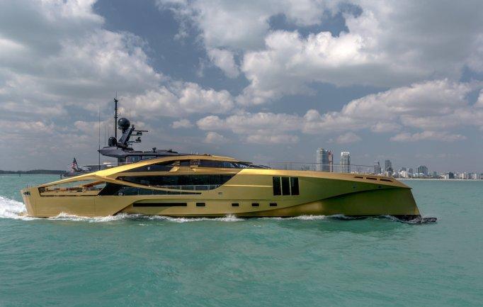 Palmer Johnson 48 Yacht - 1