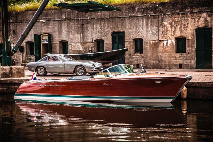 Riva Aquarama Lamborghini - 1 (1962)