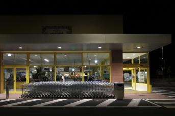 Supermarket quiet 1