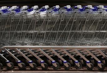 Supermarket quiet 2
